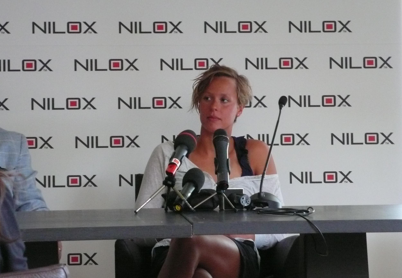 Federica Pellegrini per Nilox