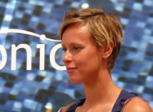 Federica Pellegrini conferenza Nilox