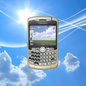 Blackberry e il cloud computing
