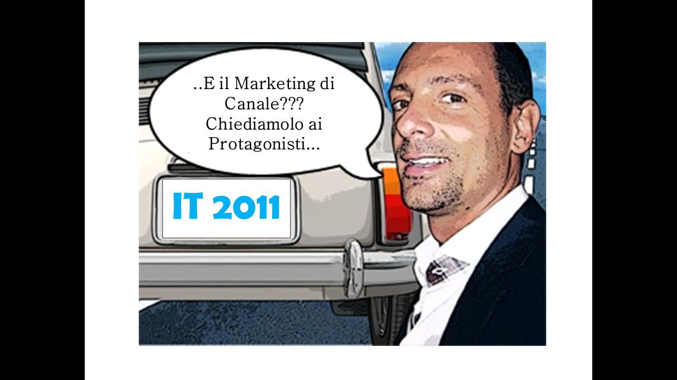 Tavola Rotonda sul Marketing di Canale. Prima parte: Canali e strumenti…