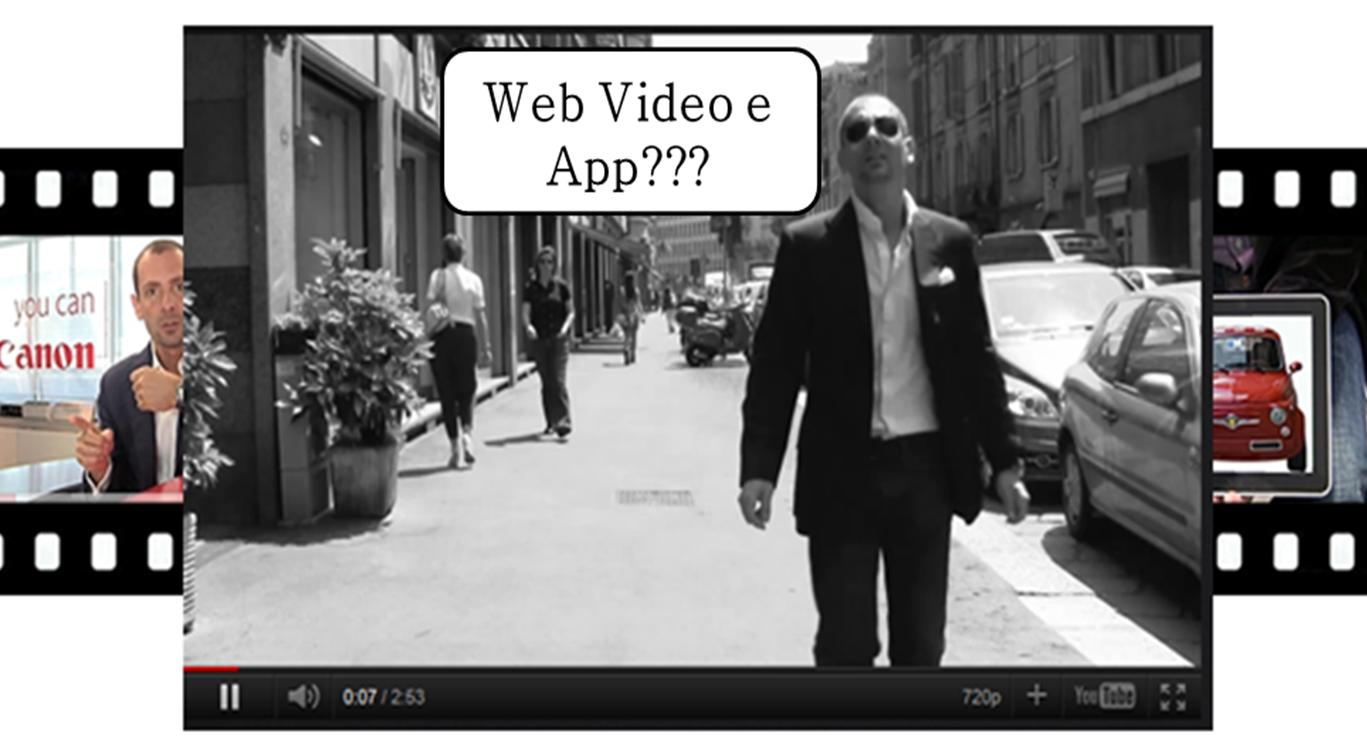 Tavola Rotonda sul Marketing di Canale. Terza Parte: Web Video e App…