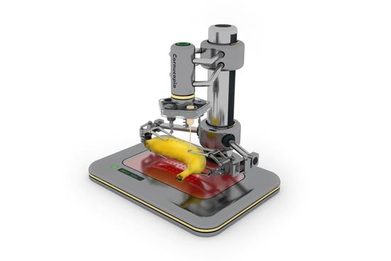 Robotic chef - MIT