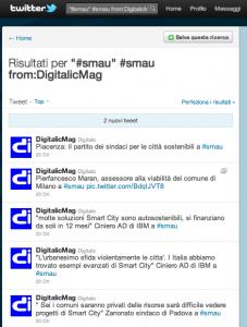 Twitter Smau Digitalic