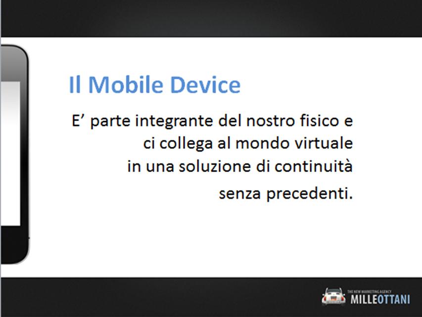 Il futuro degli accessori? Lo riscrive il Mobile…prima parte
