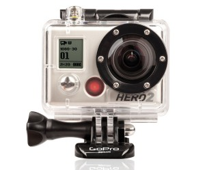 Go-Pro 2 hero HD