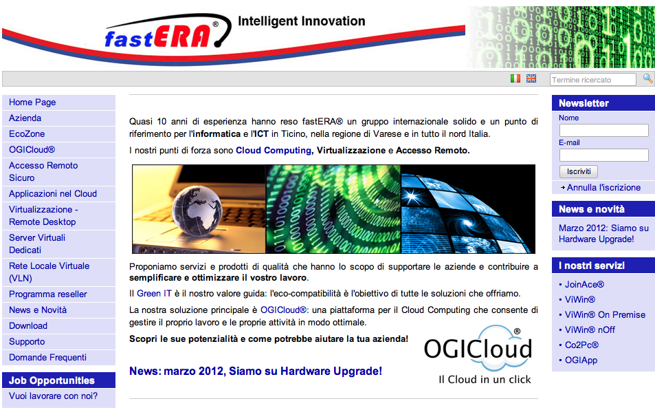 Virtualizzazione all-inclusive