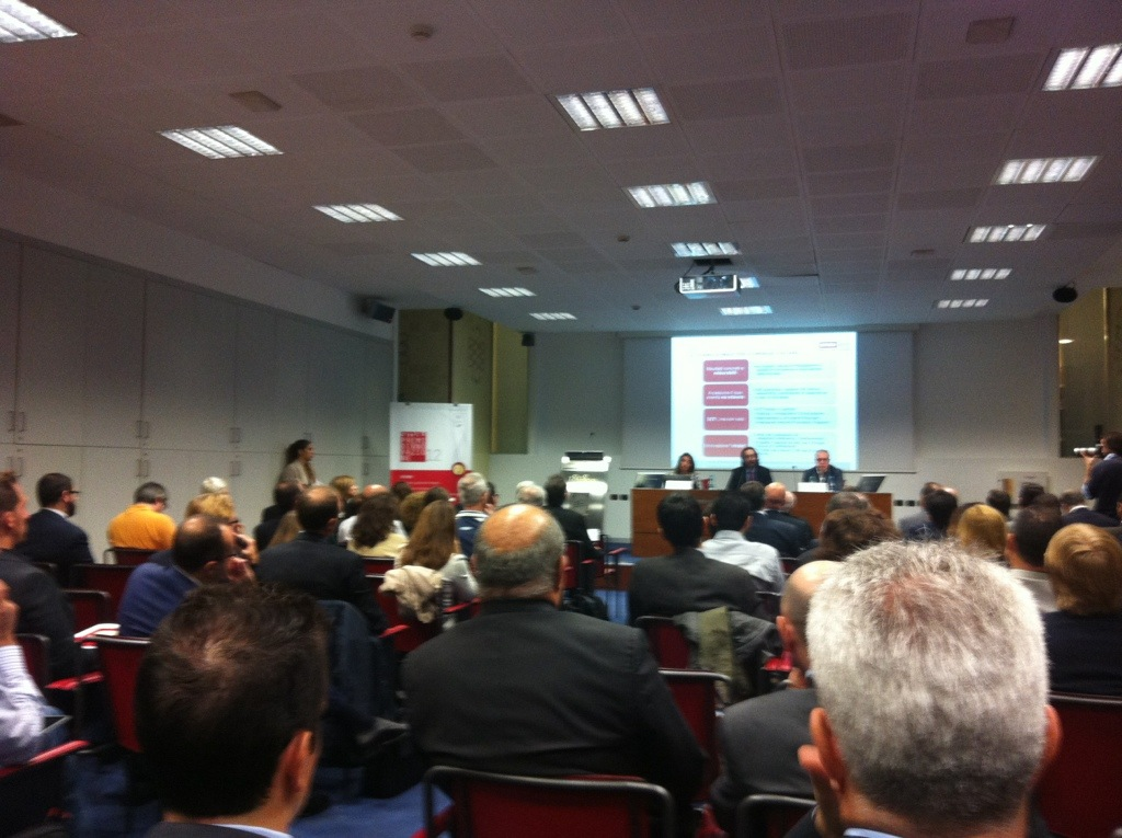 Smau 2012: dalle start-up alle Smart-City