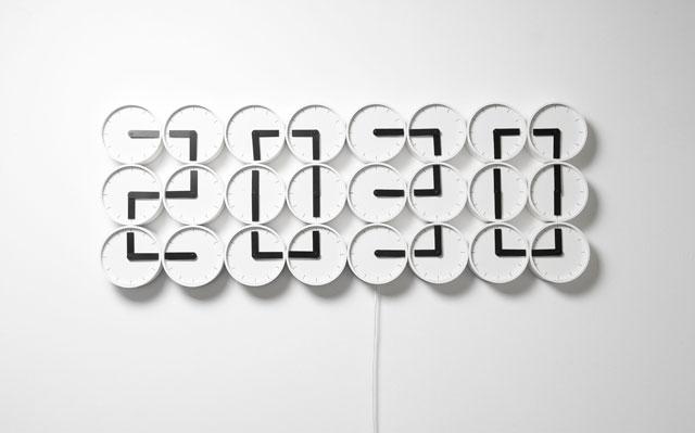 Clock Clock, il design è analogico e digitale