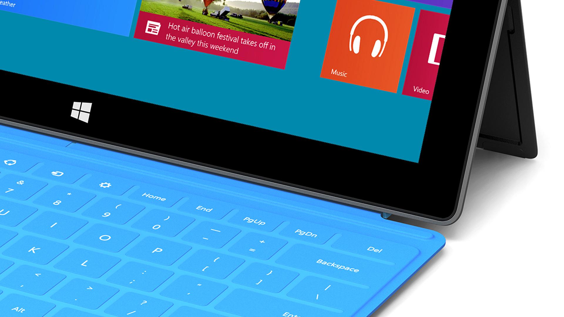 È arrivato Microsoft Surface, il primo test