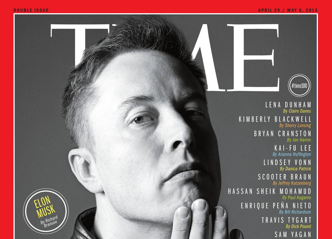 Le 100 persone più influenti al mondo, molti hi-tech