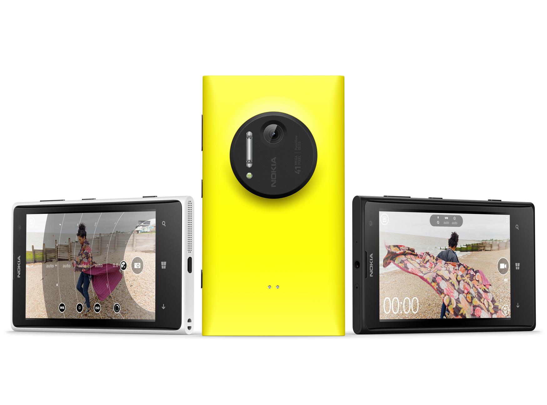 Nokia Lumia 1020, arriva  lo smartphone da 41 Megapixel