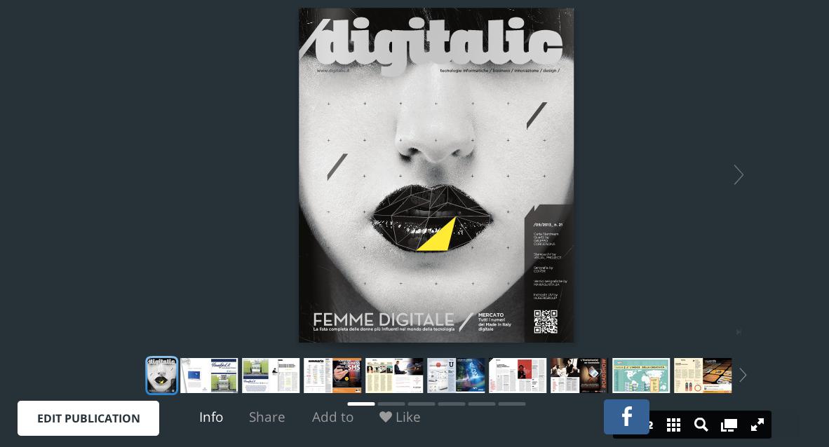 Digitalic n. 21 – Femme Digitale