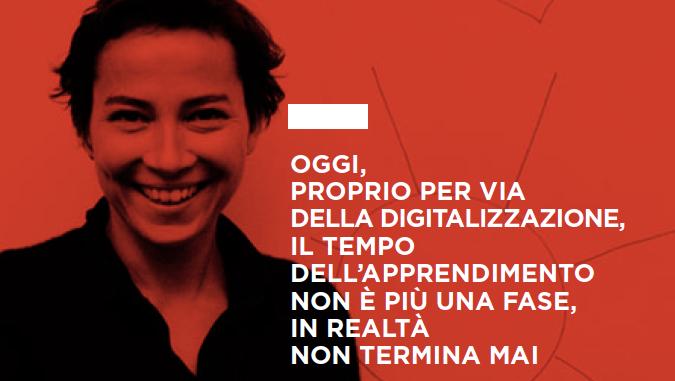 """Simona Maschi: """"Le persone sono il cuore della tecnologia"""""""