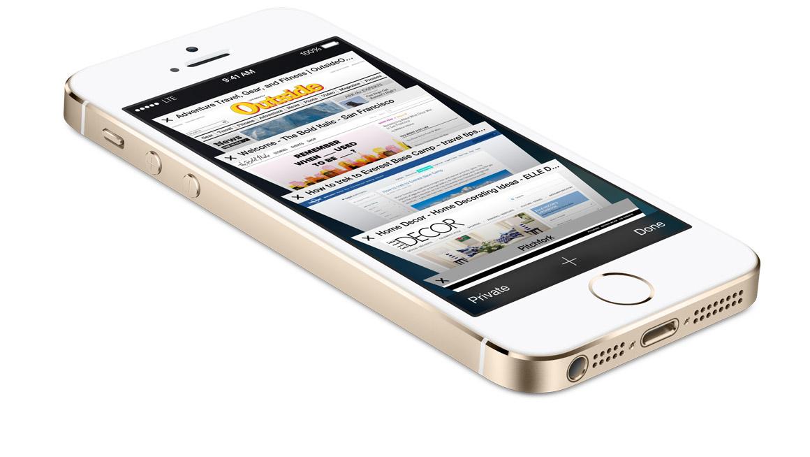Tutte le caratteristiche dell'iPhone 5S e 5C