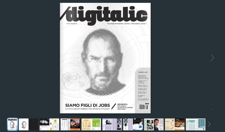 Digitalic n. 22 – Siamo figli di Jobs