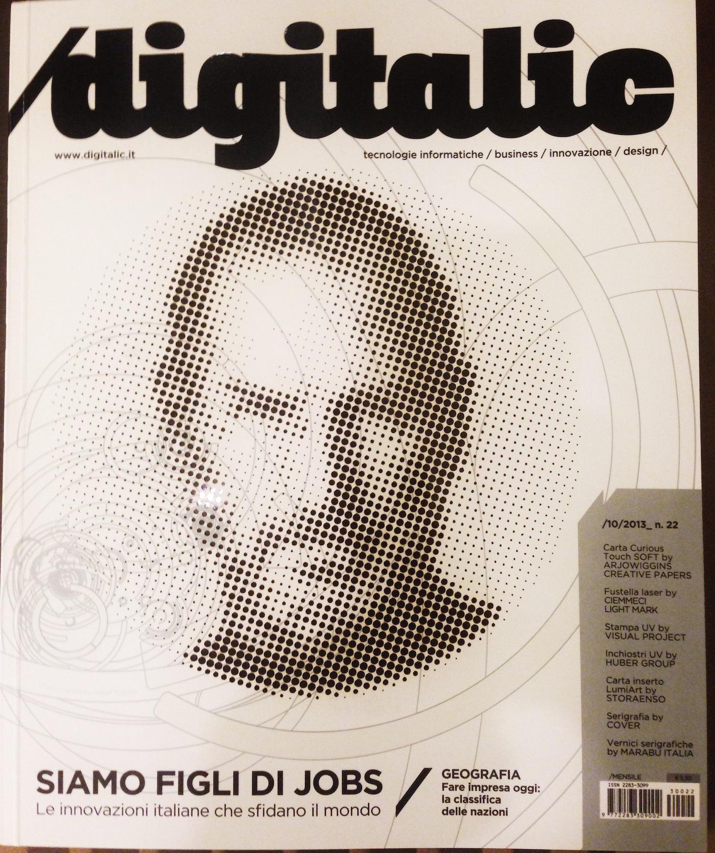 Cover 22 Digitalic: semplice e complessa