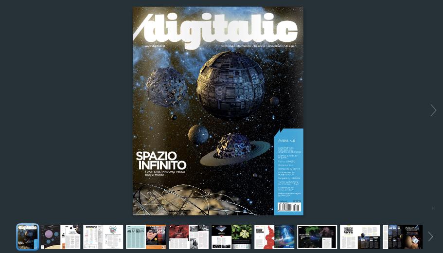 Digitalic n. 23 – Spazio Infinito