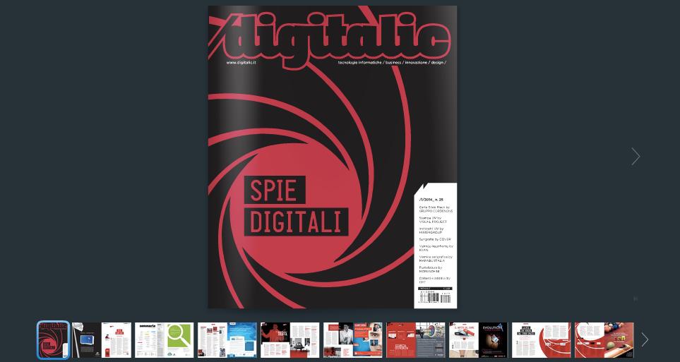 Digitalic n. 25 – Spie Digitali