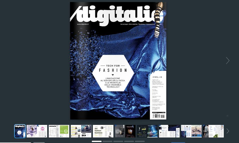 Digitalic n. 26 / Tech for Fashion