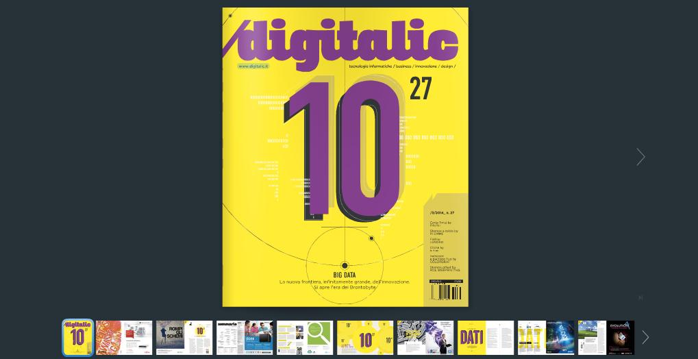 Digitalic n 27 / Big Data