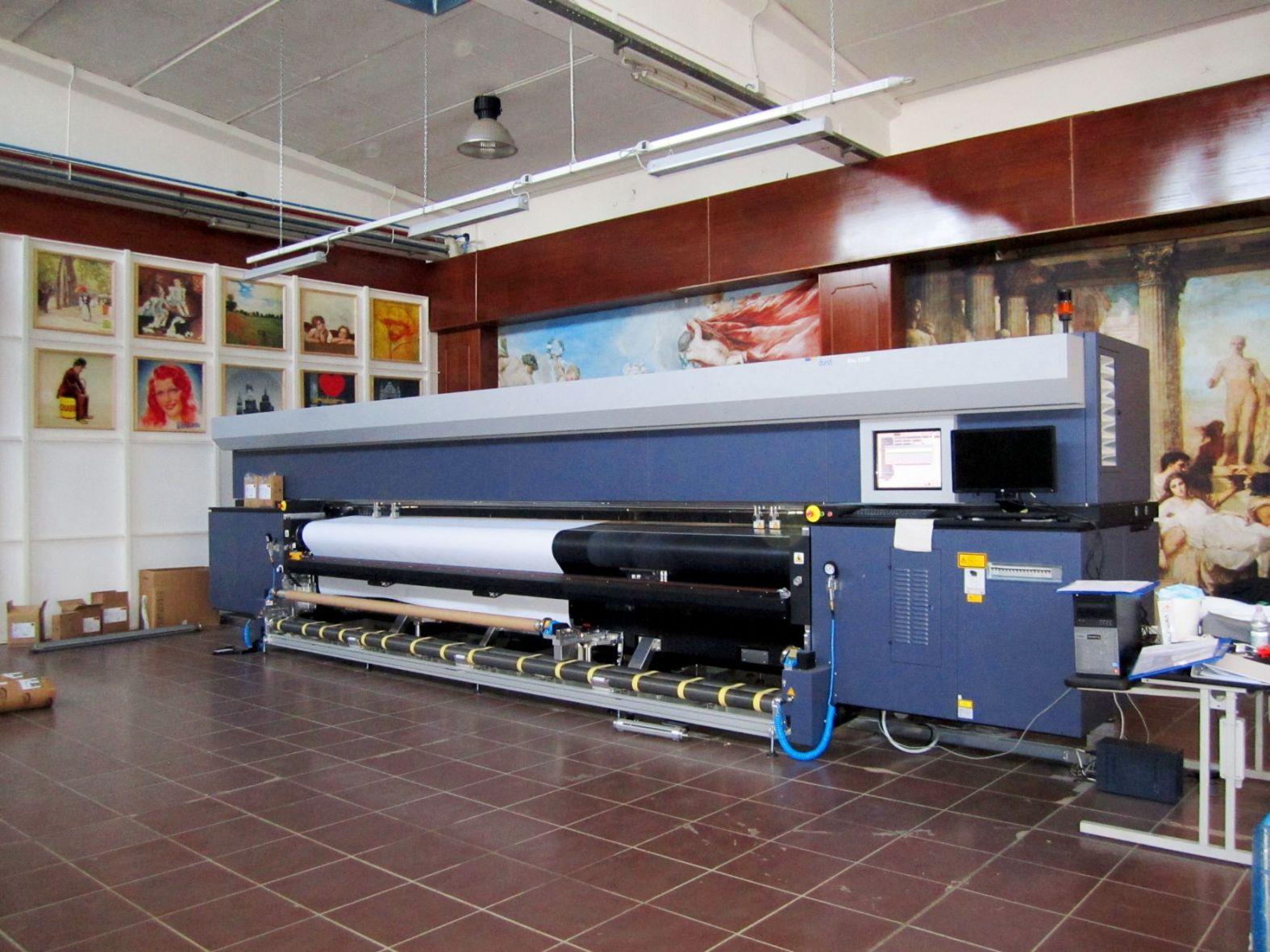 Topcolor si aggiudica la prima installazione italiana di Durst Rho 512R