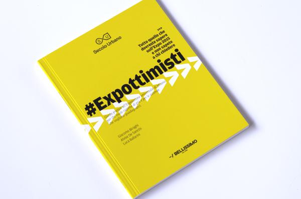#Expottimisti: la guida per l'Expo è su carta Arjowggins