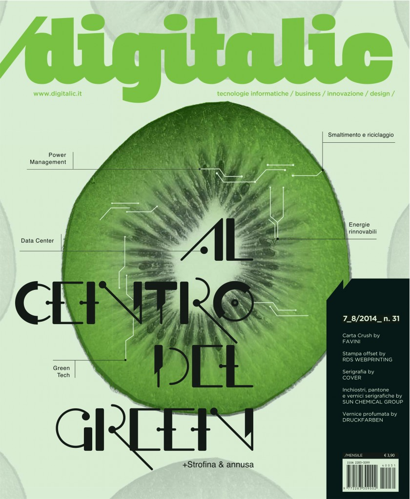 Cover_Digitalic_n.31_Green