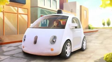 google car auto guida autonoma