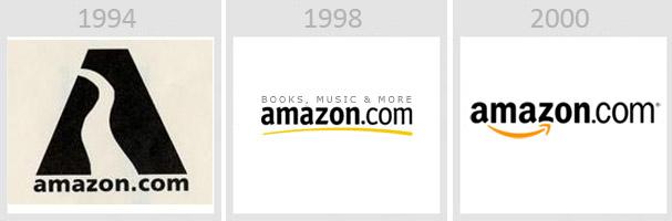 Amazon-Logo-History