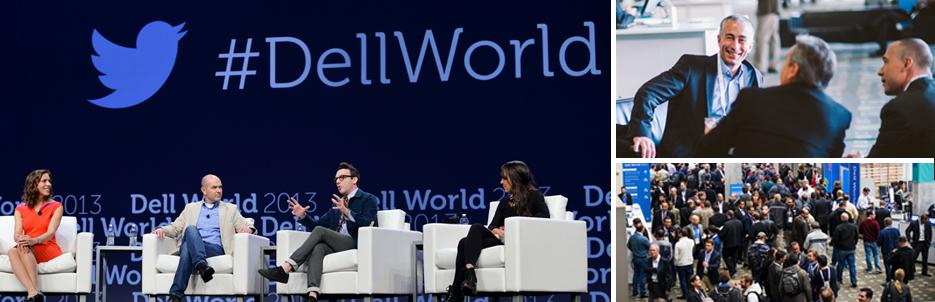 Dell World 2014  – la diretta streaming #DellWorld