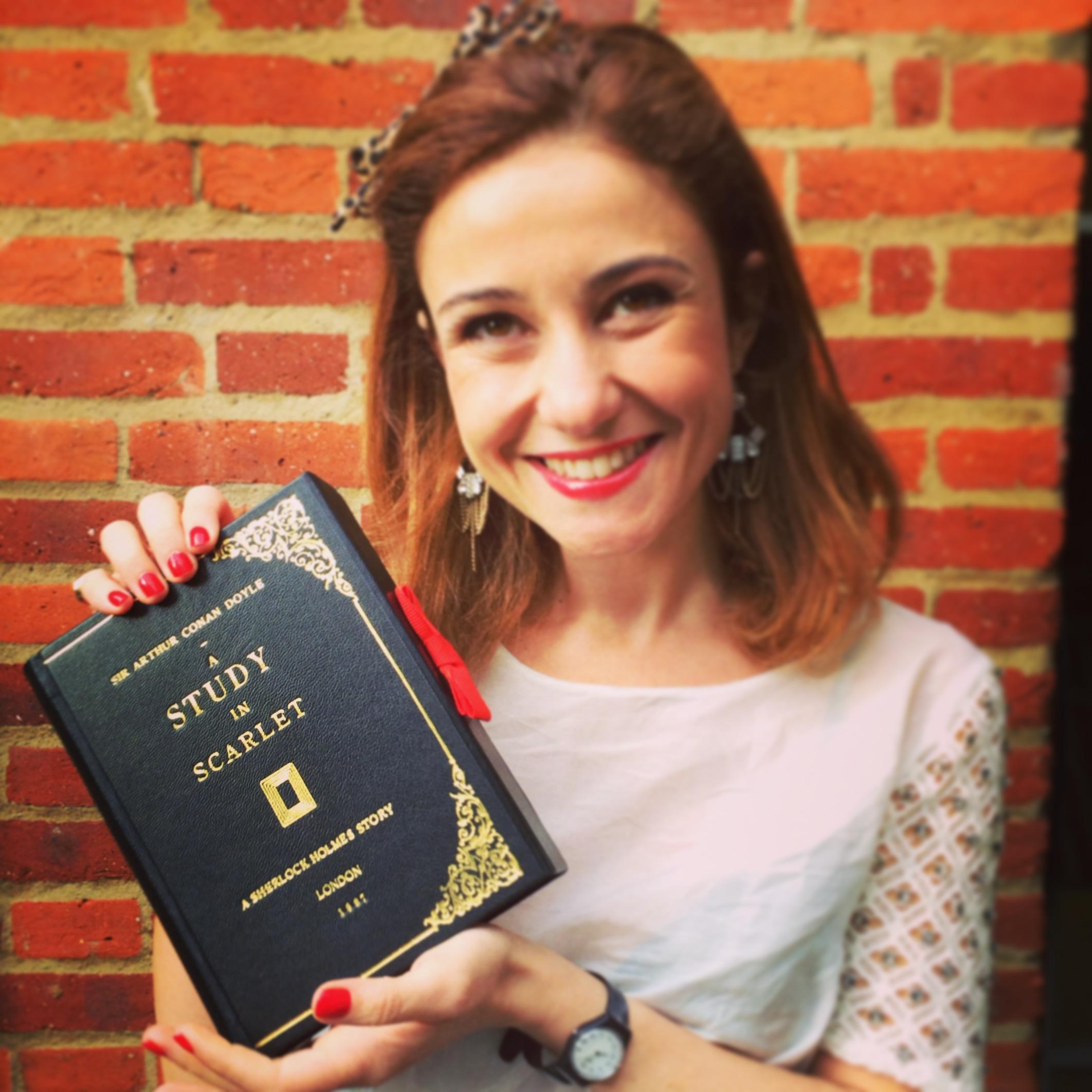 Maria Marigliano Caracciolo bookclutch