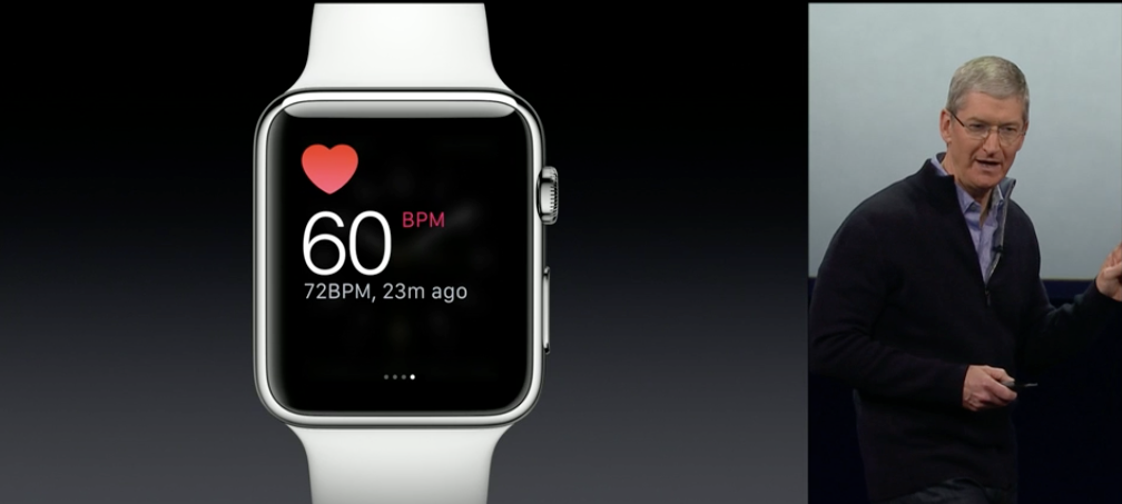 Apple Watch Cuore