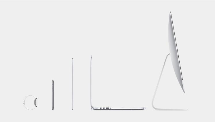 Apple Watch MacBook