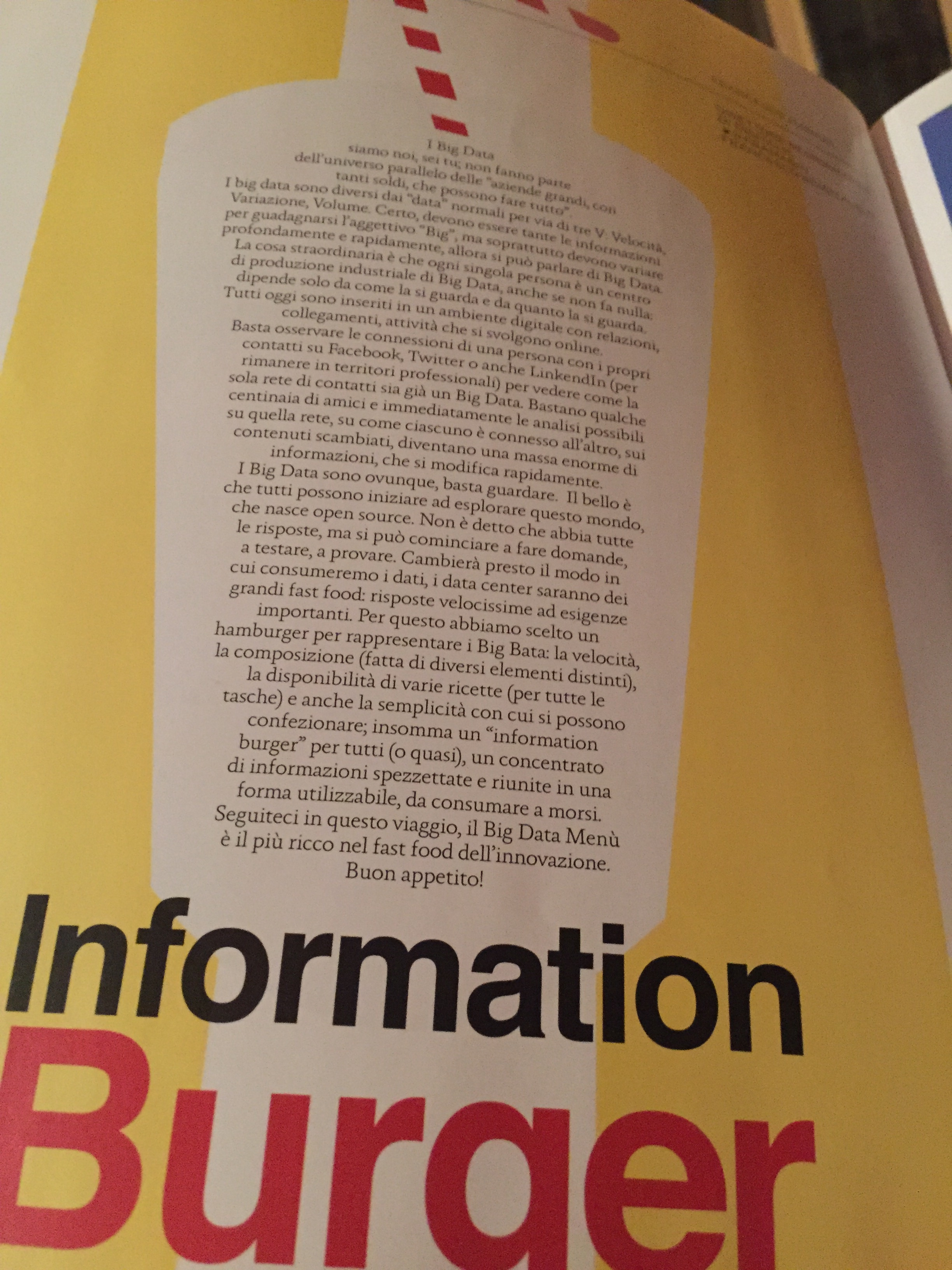 Digitalic n. 38 Big Data Editoriale