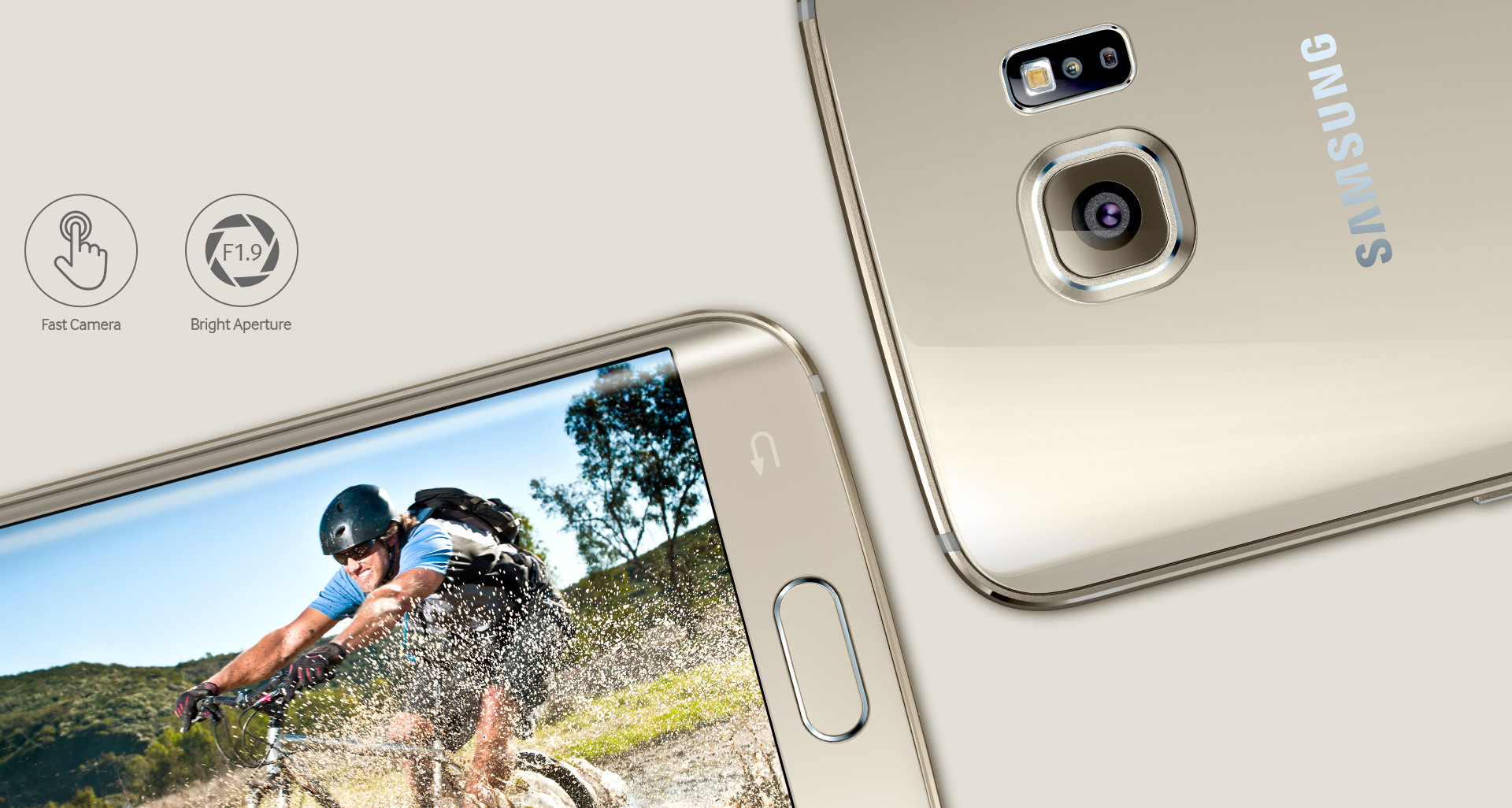 Samsung Galaxy S6 Fotocamera