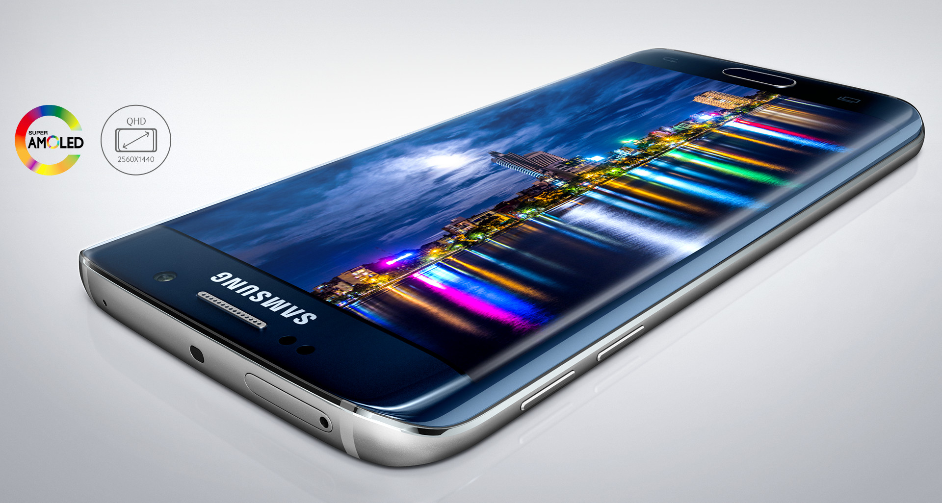 Samsung Galaxy S6 display