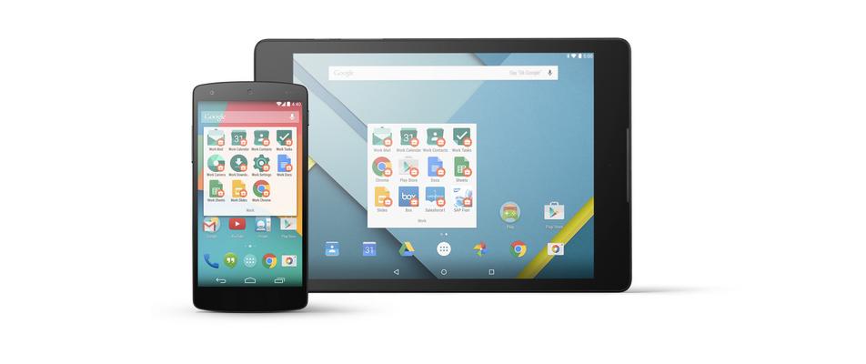 Google for works Sophos Mobile 7