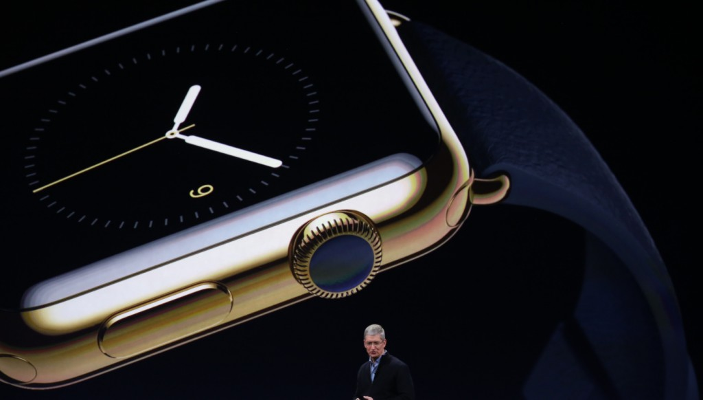 Apple Watch - Tim cook