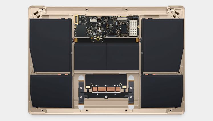 Apple macbook batteria