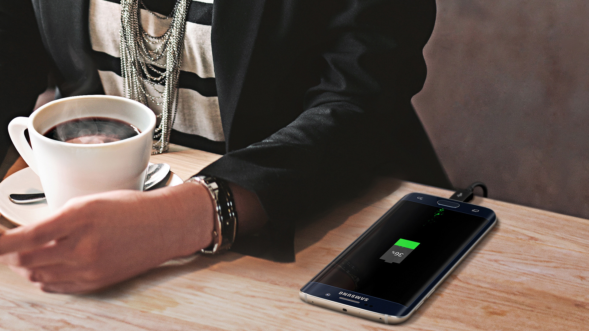 Samsung Galaxy s6 - ricarica