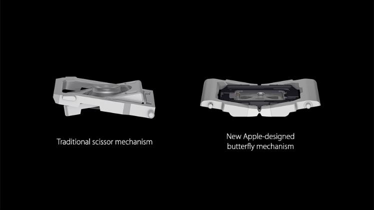 Apple macbook tastiera