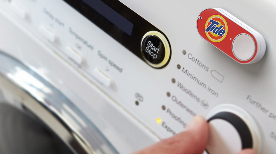 Amazon Dash button: