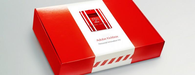Adobe Kickbox
