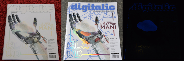 Digitalic n.39  Cover Cloud