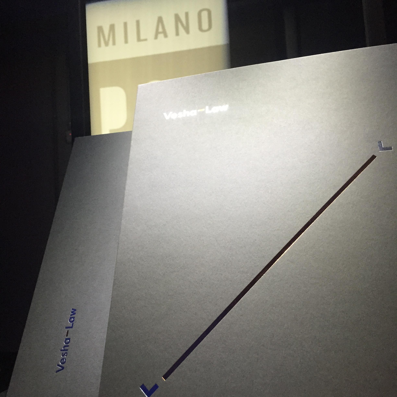Arjowiggins PopUP Milan