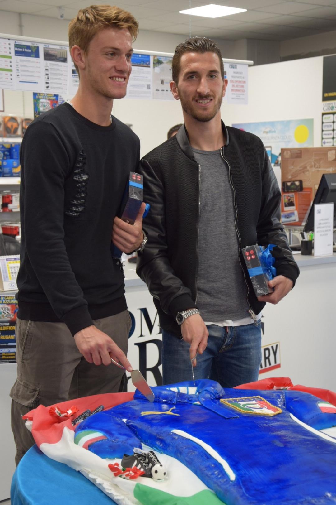 Daniele Rugiani e Mirko Valdifiori