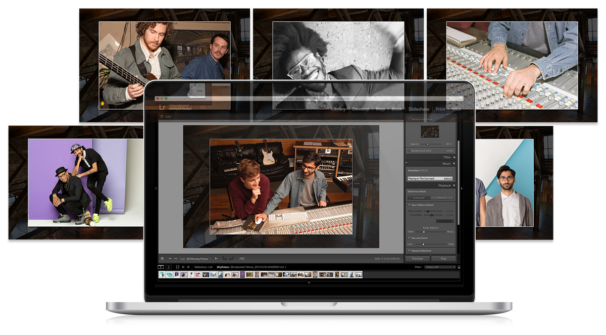 Adobe creative cloud Fotografia