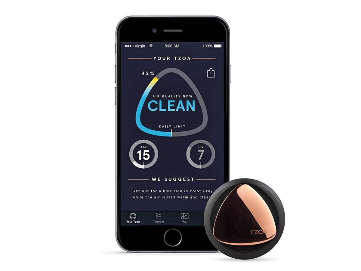 clean pollution-monitor