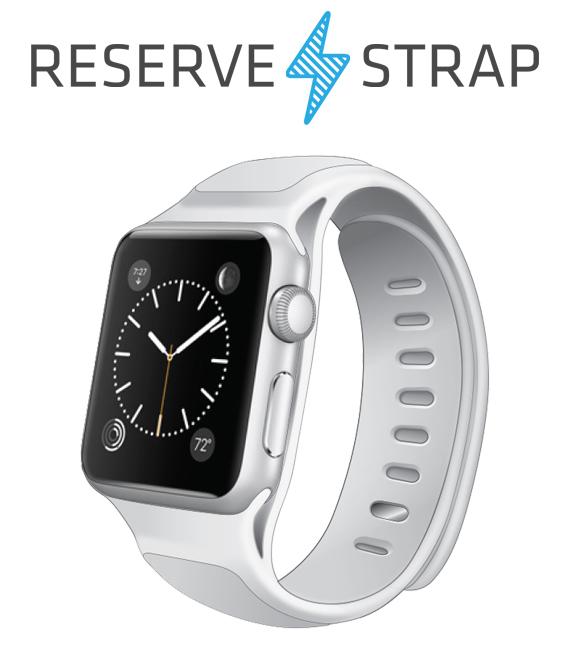 Apple Watch Reverse Strap