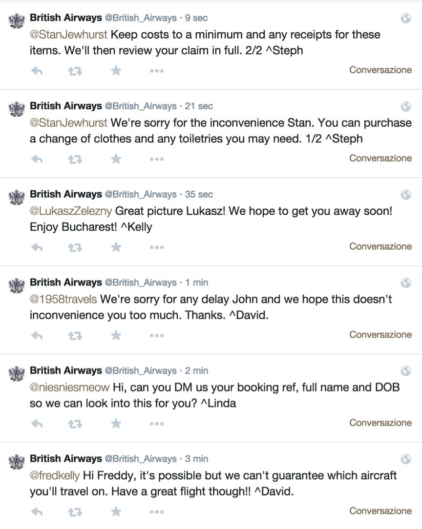 British Airlines 2